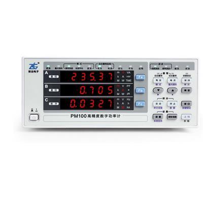 致远电子 三相数字功率计PM100