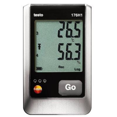 德国德图TESTO 温湿度记录仪 testo 176 H1 - 订货号  0572 1765