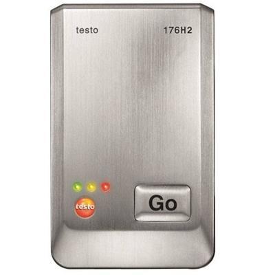 德国德图TESTO 温湿度记录仪 testo 176 H2 - 订货号  0572 1766