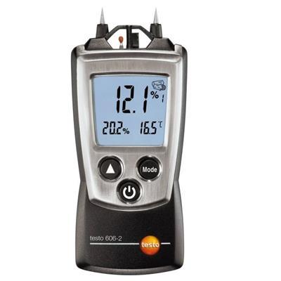 德国德图TESTO 迷你型刺入式水份仪 testo 606-2 - 订货号  0560 6062