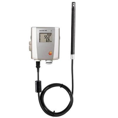 德国德图TESTO 以太网探头:双通道温湿度探头,带显示 testo Saveris H4 E - 订货号  0572 6194