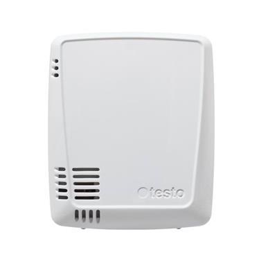 德国德图TESTO 集成了温湿度传感器和2个探头连接点的无线数据记录仪 testo 160 THE - 订货号  0572 2023