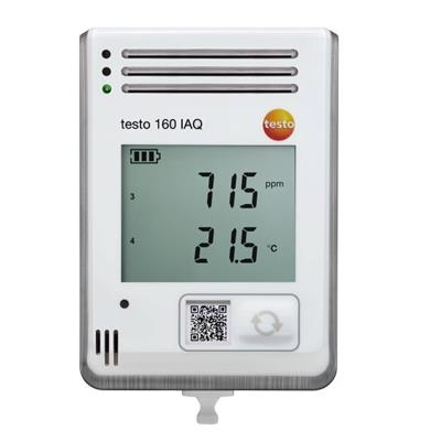 德国德图TESTO 监测并记录温度、湿度自动运行,无干扰,不间断。testo 160 IAQ - 订货号  0572 2014