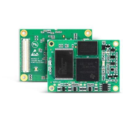 致远电子 控制单元核心板M3352-128LI-F128T