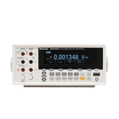 泰克Tektronix 台式数字万用表五位半专用DC泄漏电流测量 DMM4040