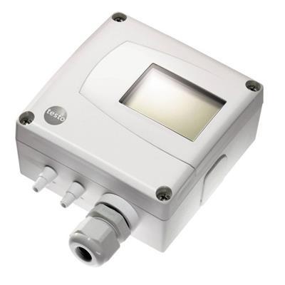 德国德图TESTO 测量压差的压力变送器 testo 6321 - 订货号  0555 6321
