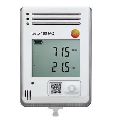 德国德图TESTO 监测并记录温度、湿度自动运行,无干扰,不间断。 testo 160 IAQ - 订货号  0572 2014