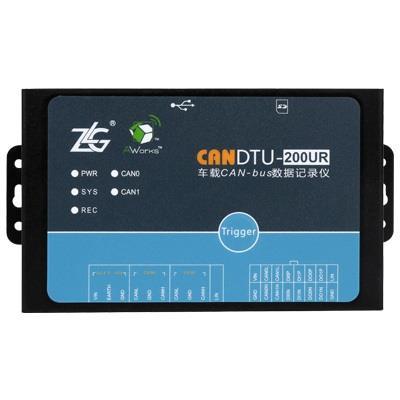 致远电子 车载数据记录仪CAN-bus