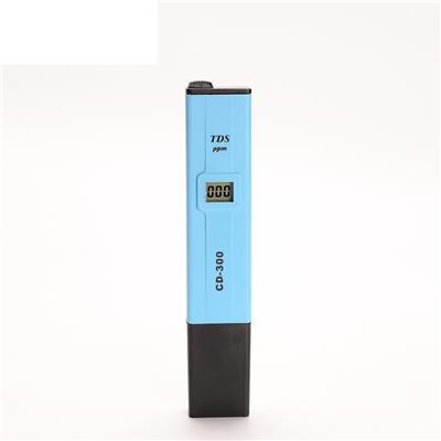 普和 水质快速分析仪,轻巧1ppm,TDS计 CD300