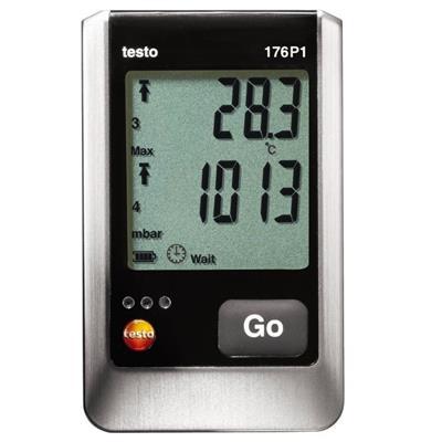 德国德图TESTO 温湿度及压力记录仪 testo 176 P1 - 订货号  0572 1767