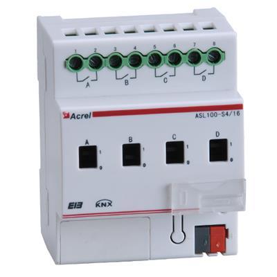 安科瑞  Acrel-BUS智能照明控制器ASL100-S4/16