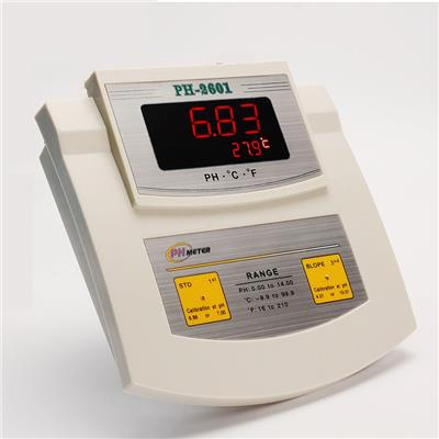 普和 台式酸度计 发台式酸度计 PHS-25
