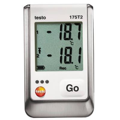 德国德图TESTO 温度记录仪 testo 175 T2 - 订货号  0572 1752