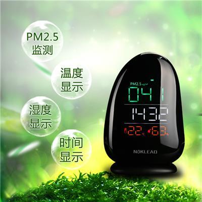 诺科兰德 PM2.5检测仪 粉尘雾霾检测仪器 家用颗粒物检测仪器厂家定制LOGO