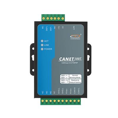 致远电子 以太网转CAN模块 CANET-2E-U