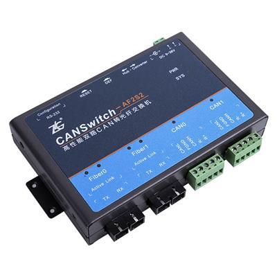 致远电子 以太网转CAN模块 CANSwitch-AF2S2