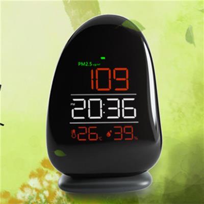 诺科兰德 便携式空气检测仪 PM2.5雾霾监测仪 激光离子传感器