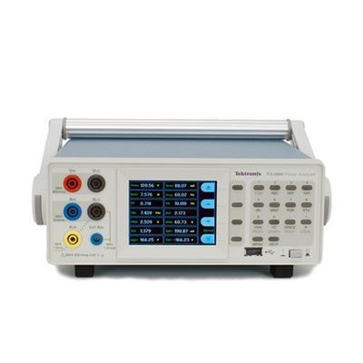 泰克Tektronix PA1000型功率分析仪 PA1000