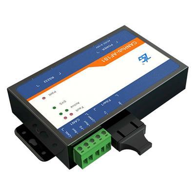 致远电子 CAN光纤转换器CANHub-AF1S1