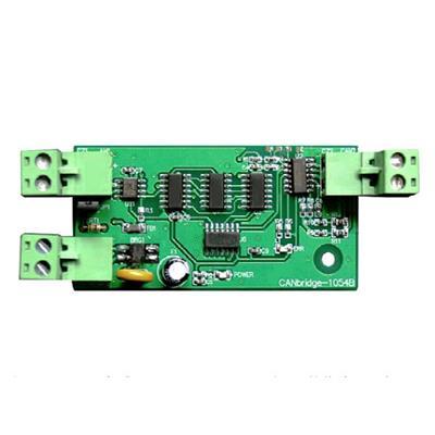 致远电子 容错CAN转换板CANBridge-1054