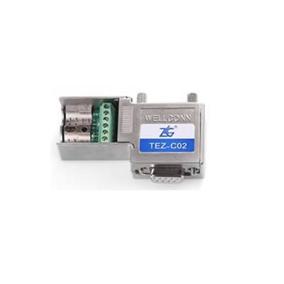 致远电子 连接器防雷器 连接器TEZ-C02