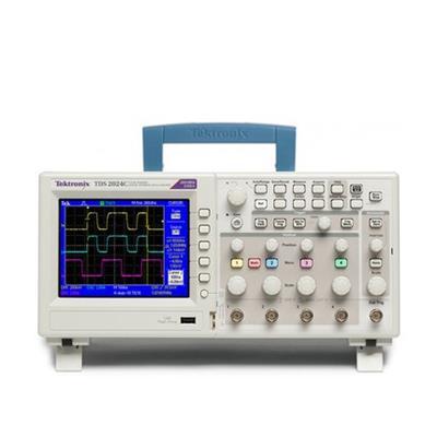 泰克Tektronix 经典数字存储示波器系列 TDS2002C