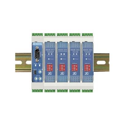 致远电子 CANopen协议模块 模拟量输入/输出模块NDAM-4017