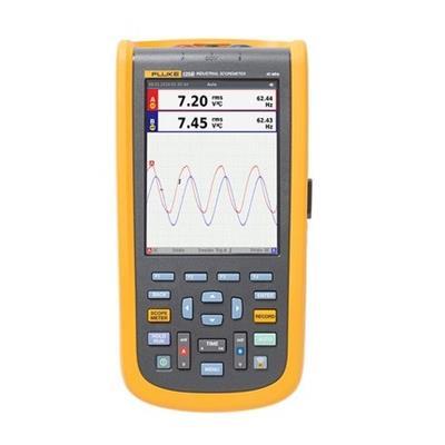 美国福禄克FLUKE Fluke 123B/S 工业用手持式示波器