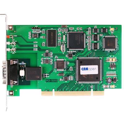 致远电子 CANopen主站卡PCI-5010-P