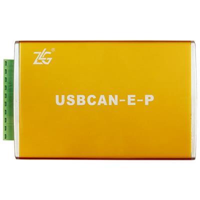 致远电子 CANopen主站卡USBCAN-E-P
