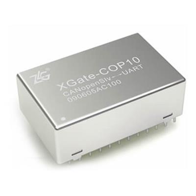 致远电子 CANopen从站模块XGate-COP10