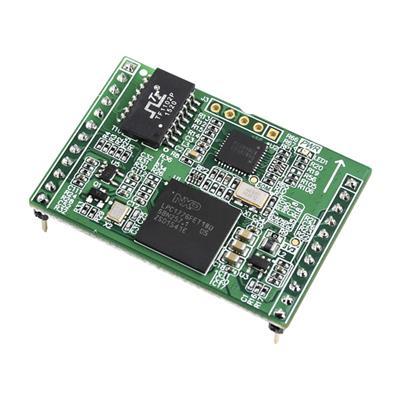 致远电子 嵌入式串口转以太网模块ZNE-100TA