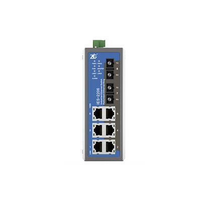 致远电子 工业以太网交换机IES-2206