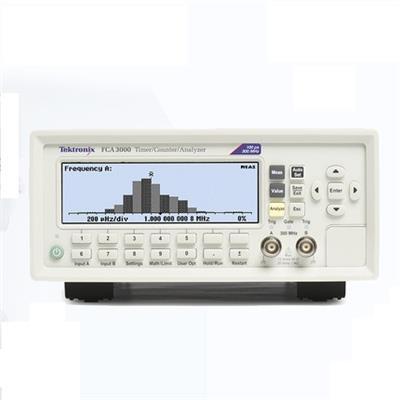 泰克Tektronix 频率计数器 FCA3000