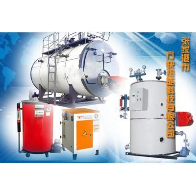 张家港市方快 100/200/300kg蒸汽燃油锅炉   LHS