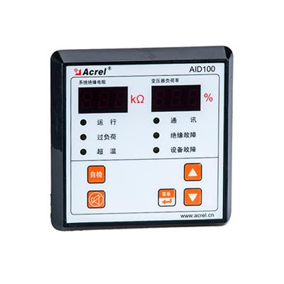 安科瑞  工业用绝缘监测装置AIM-T300