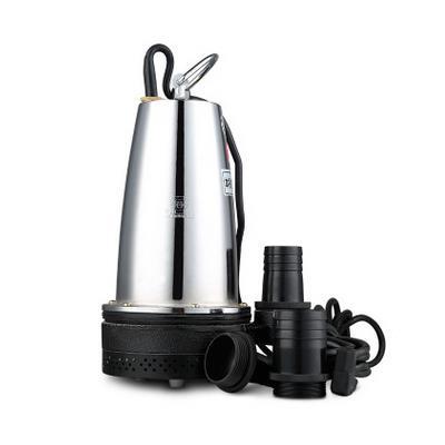 藤原微型直流水泵 FUJ12001直流潜水泵 48v全铜电机金属网罩7米线