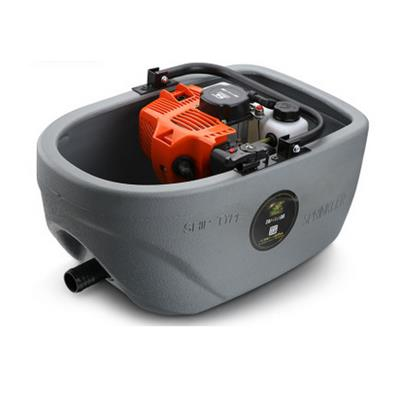 藤原水泵 T0105000 船式农用汽油灌溉泵