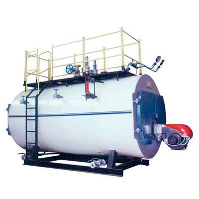 张家港方快     小型燃油锅炉 配套选用造料机/造粒机-- WNS
