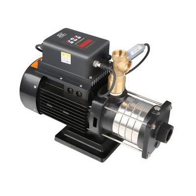藤原 变频泵智能恒压水泵 变频增压泵1100W变频增压泵