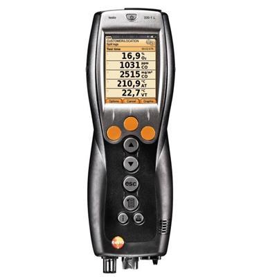 德国德图TESTO 增强版烟气分析仪 testo 330-1 LL - 订货号  0632 3306