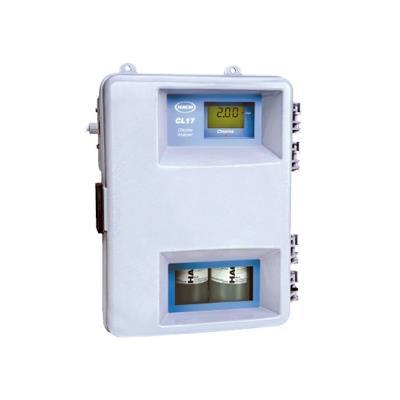 美国哈希 HACH 余(总)氯分析仪 CL17 54400-01
