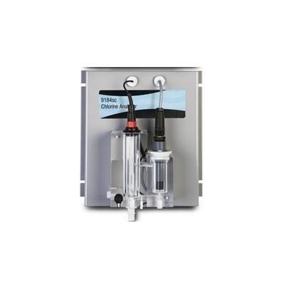 美国哈希 HACH 余氯分析仪 9184sc