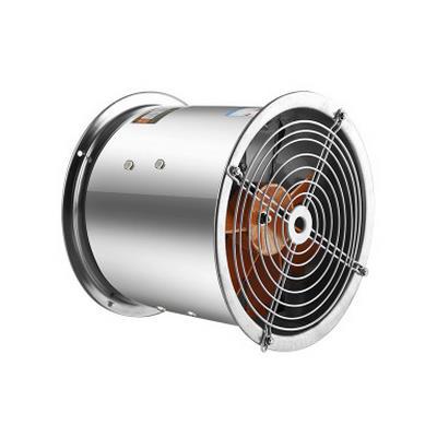 藤原 不锈钢轴流风机 GDFJ00 3.5号低噪音
