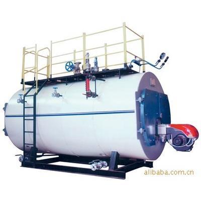 张家港方快    蒸汽锅炉 三回程内置换热器热水锅炉  CWNS