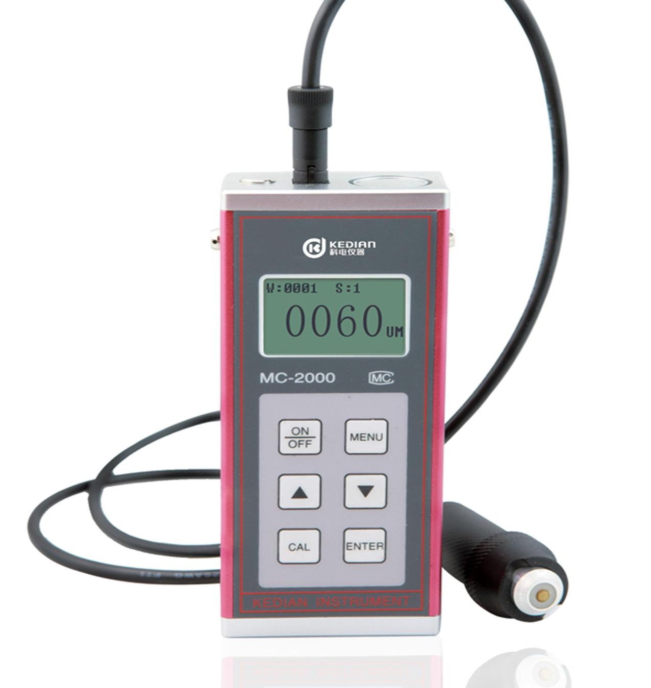 科电仪器  涂层测厚仪 MCW-2000B