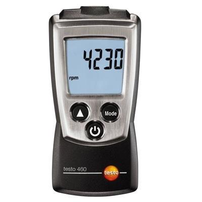 德国德图TESTO 光学转速测量仪 testo 460 - 订货号  0560 0460