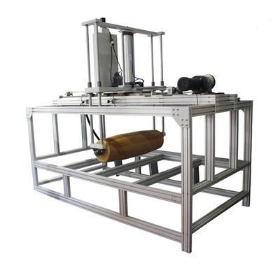 华凯 床垫滚轮耐久综合性测试机 HK-830