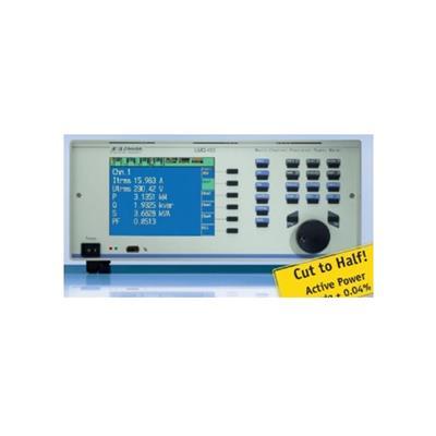 德国GMC 1到8通道高精度功率分析仪 LMG 500