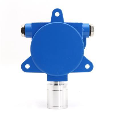 保时安 工业用固定壁挂式氧气检测仪O2浓度检测仪报警探测器变送器控制器  BH-60